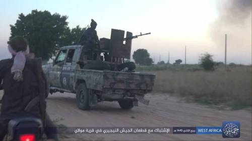 #BokoHaram Releases Photos Of #Molai Attack
