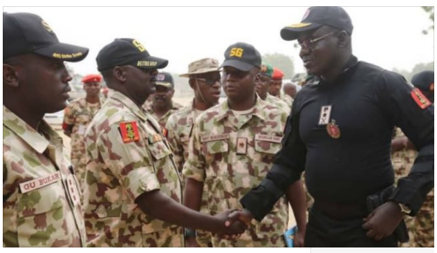 Army appoints new commanders, changes Boko Haram Strategy