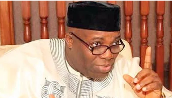 #EFCC detains #PDP Chieftain Doyin #Okupe