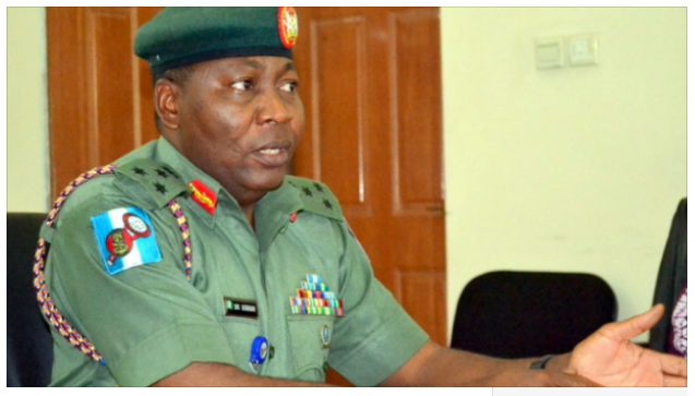 $1bn approved to fight insurgency hasn't been released-Army