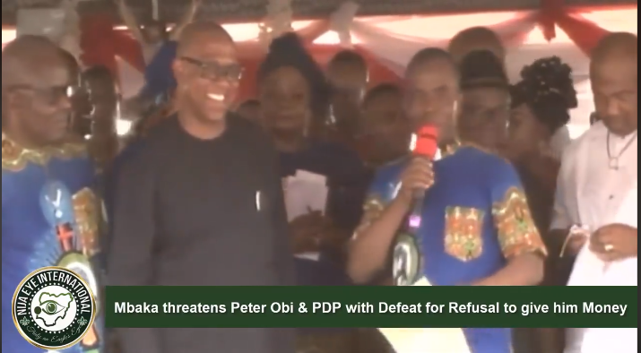 [VIDEO] I insulted Peter #Obi because of my Support for #Buhari,but my support for him is turning into a #CURSE - Fr #Mbaka laments