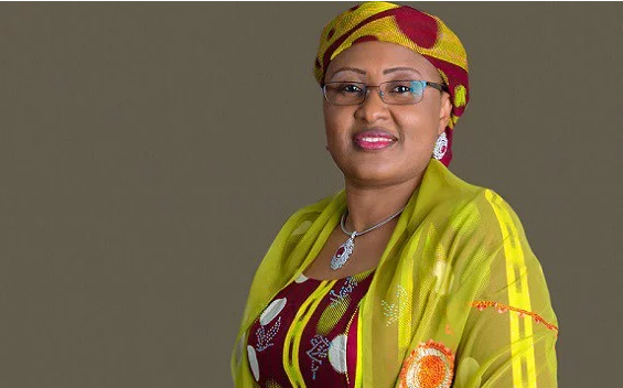 Aisha Buhari gets new appointment from Buhari