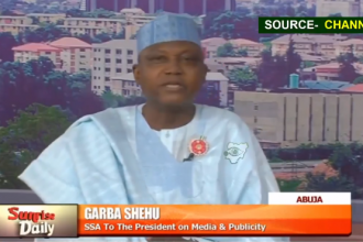 Former President #Jonathan is resonsible for #Buhari's delay in appointing #ministers -Garba #Shehu