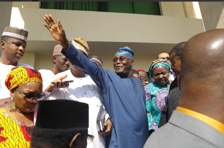 #Atiku holds Town Hall Meeting in #Lagos