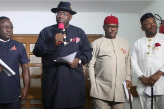 South-south governors warn Buhari over CJN Onnoghen