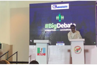 #APC absent at #CDD presidential #debate on #corruption
