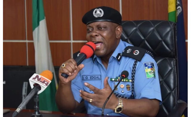 I remain Lagos CP, I am not handing over to anyone – Edgal Imohimi declares