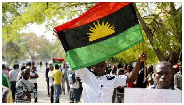 #IPOB fixes #Biafra referendum Date, Feb 16 presidential election day