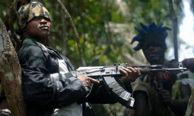 Gunmen kill Ex-prison DG, orderly in Kogi