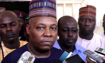 Borno Governor Shettima survives Assasination as Boko Haram attacks Convoy