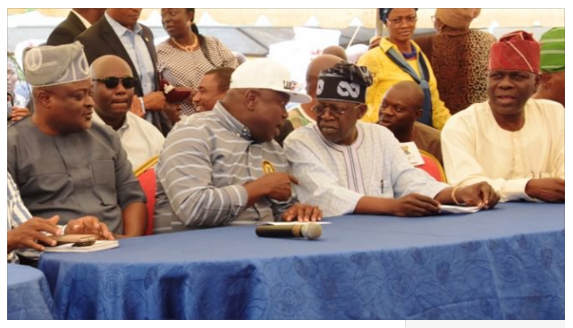 #Lagos #APC leaders stop moves to impeach #Ambode