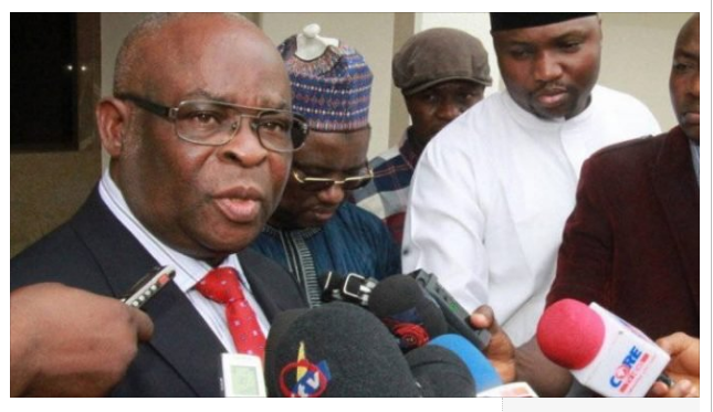 You're working for Buhari — Onnoghen asks CCT chairman to hands off his trial