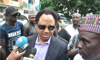 International Community must take El-rufai's threat seriously – Shehu Sani