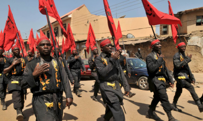 #Buhari is on his Way out of Aso Rock – #Shiites declares