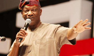 #Agbaje speaks on stepping down