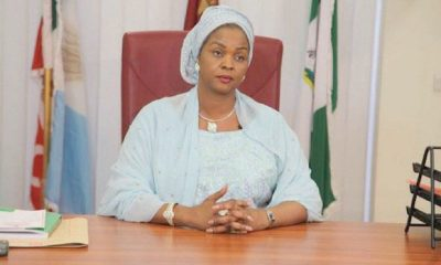 I'm still happy despite losing my re-election bid – Senator Binta