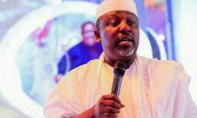 #Okorocha dares #INEC- You can't withhold my Certificate of Return