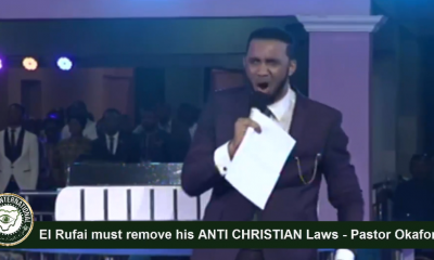 Gov. El Rufai must remove the Anti Christian laws in Kaduna, or face the wrath of God -Pastor Okafor