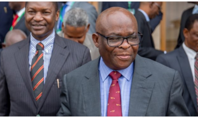 My asset declaration forms were tampered with - #Onnoghen