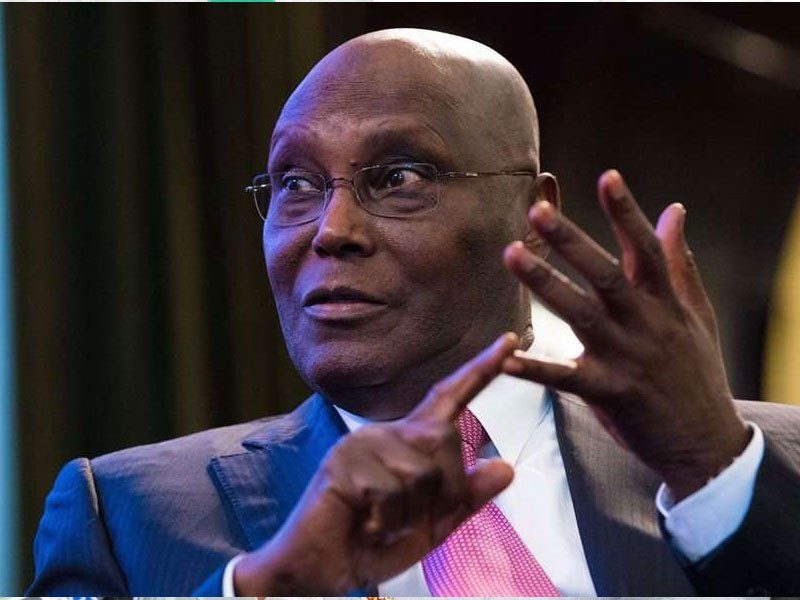 #INEC reduced my votes in 31 states- #Atiku