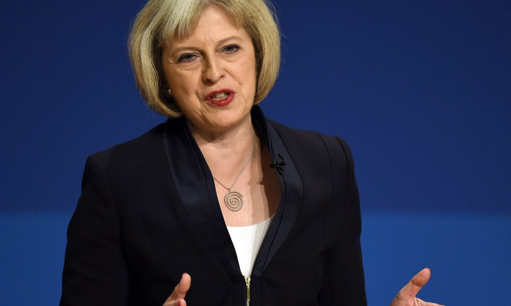 Theresa May announces resignation as British Prime Minister