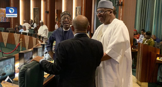 #Buhari Chairs Valedictory #FEC Meeting
