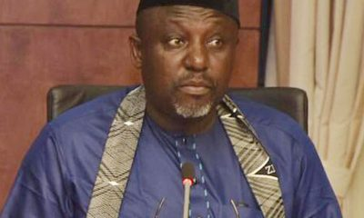 Gov. #Okorocha fires back at #Magu over #EFCC investigation