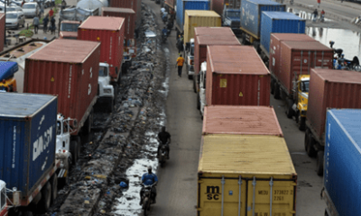 # Buhari orders immediate clearance of #Apapa Port congestion