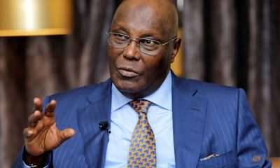 Atiku sues Buhari's aide for N2.5bn for linking him to terrorists