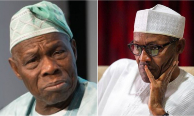 #Obasanjo writes #Buhari, raises ALARM [Full text]