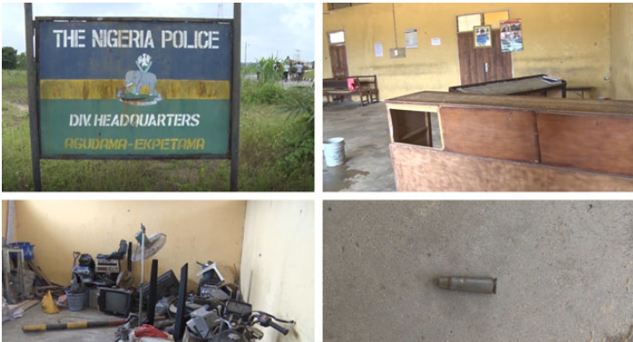 [BREAKING] Gunmen Invade Police Station, Kill DPO, Three Others