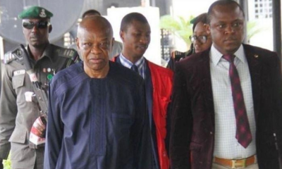 #Court slams N1bn bail on ex-#INEC chairman, #Iwu over N1.2bn found in UBA