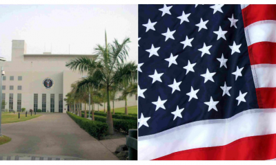 US Embassy to close Abuja, Lagos offices
