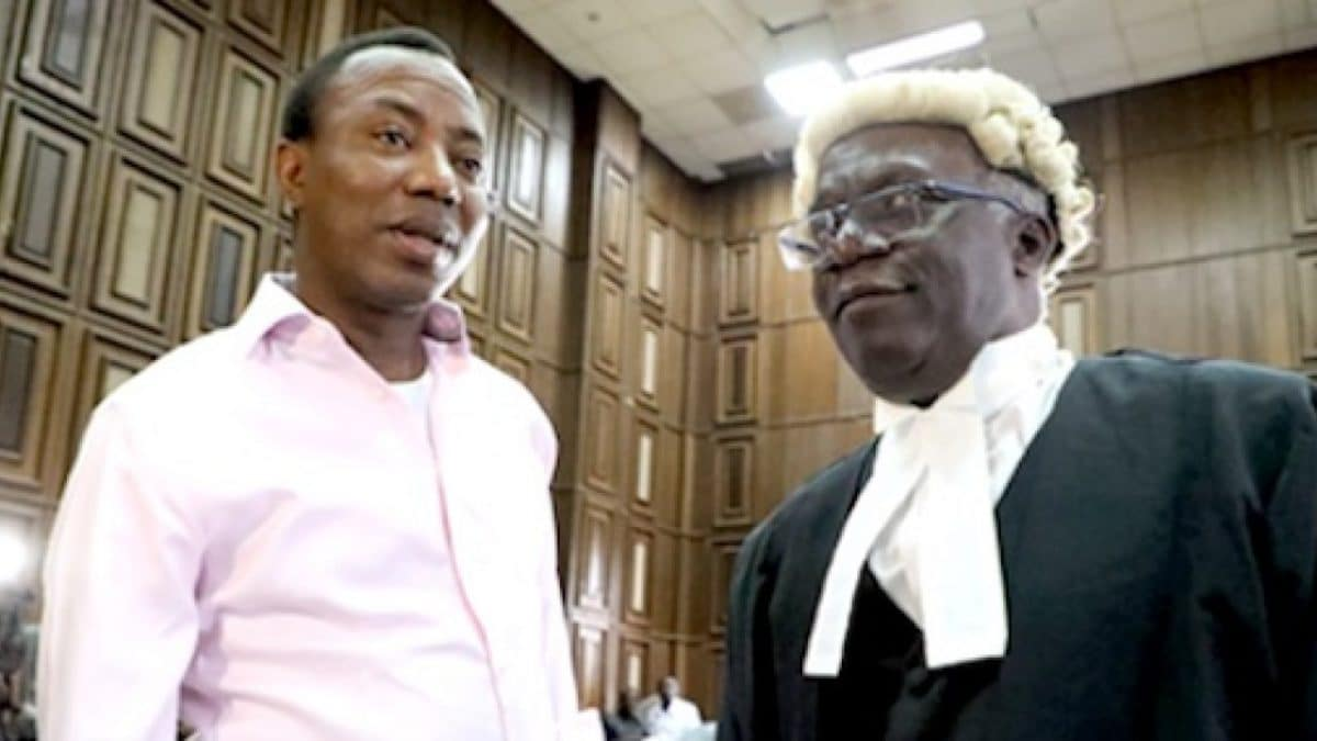 #Sowore: #Falana blasts #DSS, gives full details of court invasion