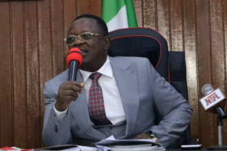 I am a member of both #PDP & #APC – Gov. #Umahi of #Ebonyi