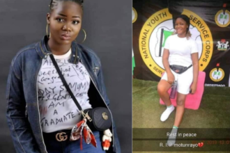 Corps member leaves note as she allegedly commits suicide