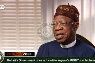 [VIDEO] #Buhari's Government does not violate anyone's RIGHT -Lai Mohammed tells International community