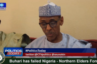 [VIDEO] #Buhari has failed #Nigeria - #Northern Elders Forum
