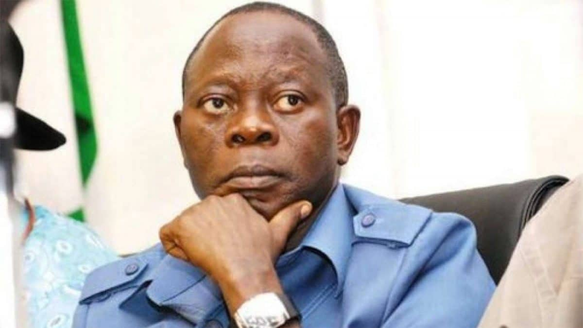[BREAKING] #Court orders #Gaidom to takeover #Oshiomhole's office as #APC head