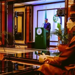 [VIDEO] #Buhari addresses #Nigerians on #Corona, orders TOTAL SHUTDOWN of #Lagos, #FCT & #Ogun