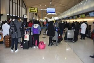 [VIDEO] 160 stranded #Nigerians because of #Corona arrive Abuja
