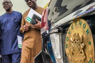 [BREAKING] #Edo Governor, Godwin #Obaseki, Dumps #APC