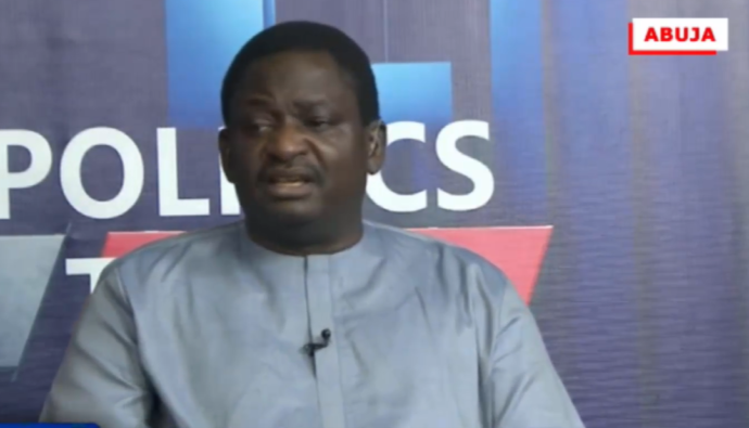 [VIDEO] #Insecurity: It Is Uncharitable & Wrong To Say #Buhari Has Failed - Femi #Adesina
