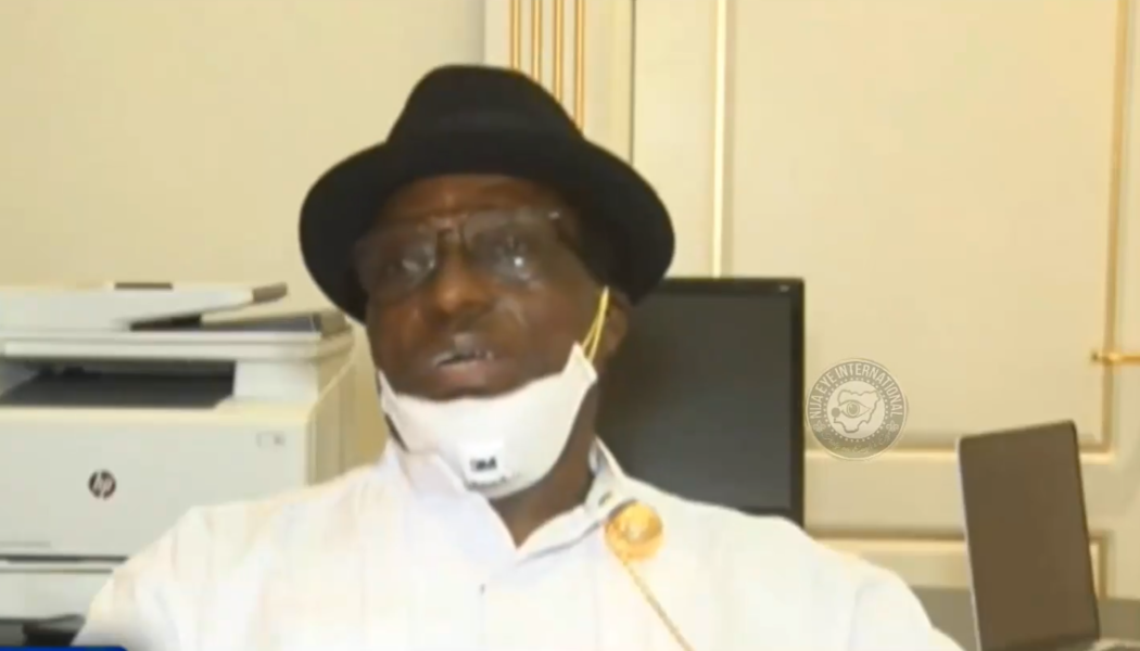 [VIDEO] #Rivers Sstate #APC suspends APC Acting National Chairman, Victor #Giadom