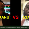 [VIDEO] I NEVER COLLECTED N20 MILLION FROM NNAMDI #KANU- #DOKUBO SWEARS WITH THE QUARAN, CHALLENGES KANU TO SWEAR AS WELL