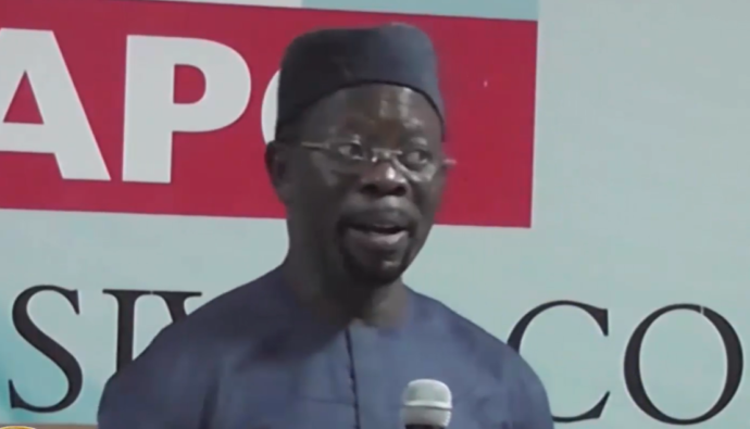 [BREAKING] Appeal Court Upholds #Oshiomhole's Suspension As #APC National Chairman