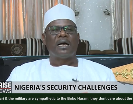 [VIDEO] #Buhari & #Army are sympathetic to the Boko Haram, they dont care about the #IDPs - Sen- Ali #Ndume