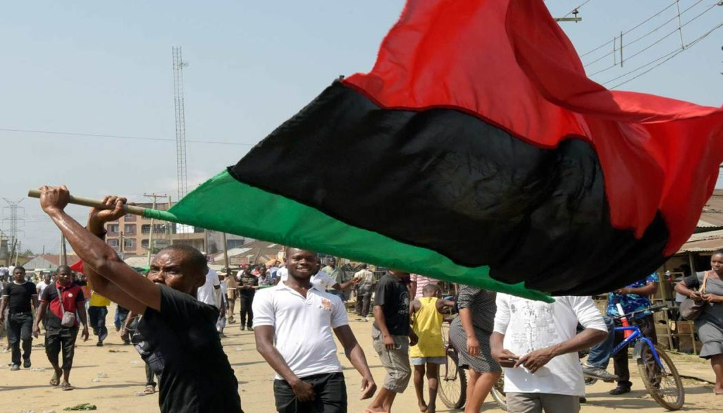 [BREAKING] Independence Day Boycott: #IPOB orders sit-at-home on October 1