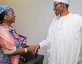 [BREAKING] #Buhari appoints Lauretta #Onochie, his Special Assistant as #INEC Commissioner