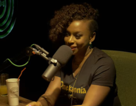 [VIDEO] #Churches in #Nigeria is about #Money - #Chimamanda